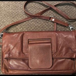 Pelle Pelle Bags - Vtg Pella Leather Purse made in Italy